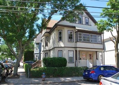 Somerville Multi Family Home New: 35-37 Winslow Ave
