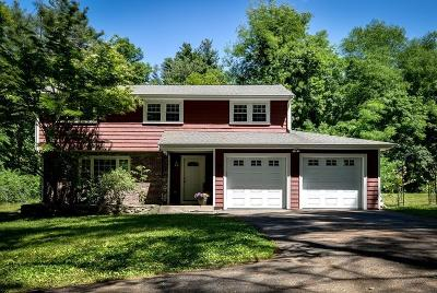 Sherborn Single Family Home Under Agreement: 79 Western Ave.