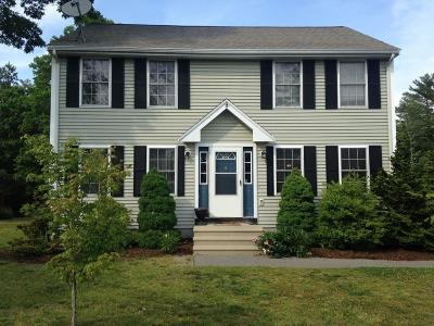 Wareham Single Family Home New: 6 Nicholas