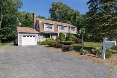 Holliston Single Family Home New: 16 Dorset