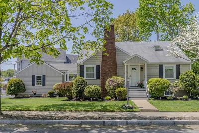 Wakefield Single Family Home Under Agreement: 8 Greenwood Avenue