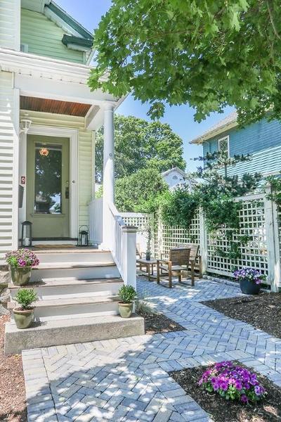 Newton Condo/Townhouse New: 9 Simpson Terrace #9