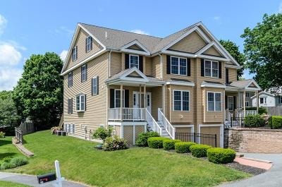 Needham Single Family Home Price Changed: 27 Andrea Cir #27
