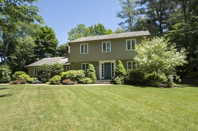 Norwell Single Family Home For Sale: 866 Main Street
