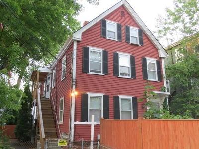 Somerville Multi Family Home New: 3-5 Maple Ave