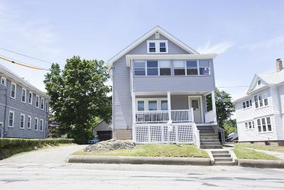 Watertown Multi Family Home Under Agreement: 298 Waverley Ave