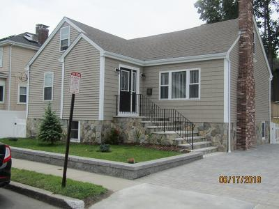 Revere MA Single Family Home For Sale: $489,999