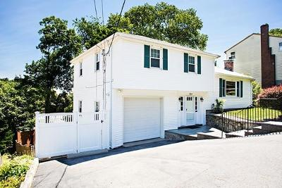 Quincy Single Family Home New: 202 Governors Rd
