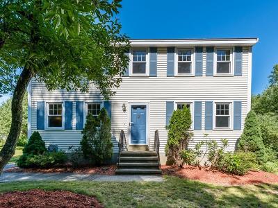Billerica Single Family Home Under Agreement: 4 Kenmar Drive