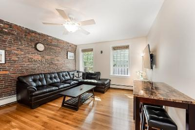 Condo/Townhouse Under Agreement: 243 North St. #4