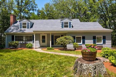 Single Family Home For Sale: 207 Fruit St