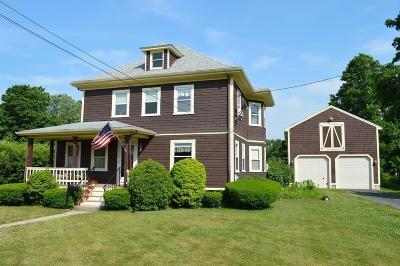 Millis Single Family Home New: 98 Curve Street