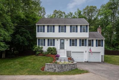 Southborough Single Family Home Under Agreement: 166 Marlboro Rd