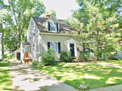 Arlington MA Single Family Home Under Agreement: $819,000
