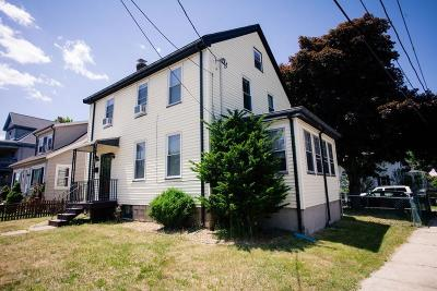 Peabody Single Family Home Under Agreement: 111 Lynn Street