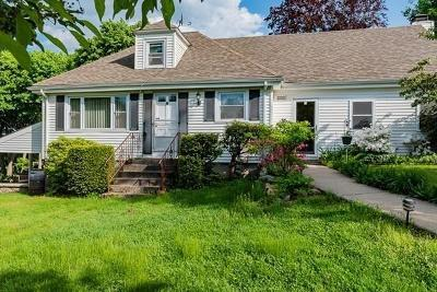 Braintree Single Family Home New: 385 Granite Street