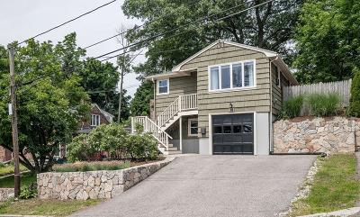 Waltham Single Family Home Under Agreement: 34 Smart St