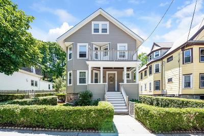 Multi Family Home Under Agreement: 24 Gardenside St