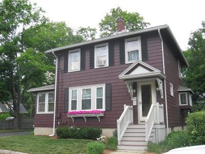 Brockton Single Family Home New: 55 Monson St
