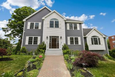 Stoneham Single Family Home Sold: 11 Fairview Road