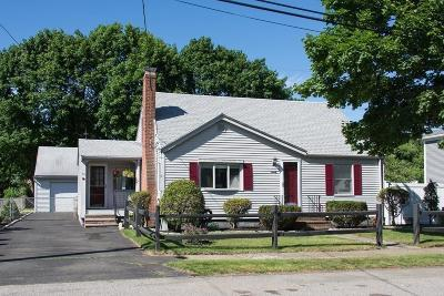 Peabody Single Family Home Under Agreement: 20 Proctor Circle