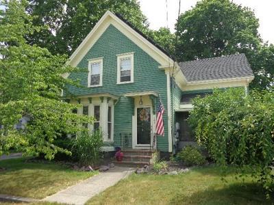 Brockton Single Family Home New: 108 Auburn St