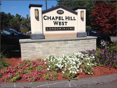 Framingham Condo/Townhouse New: 1550 Worcester Rd #108
