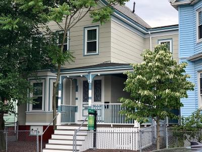 Somerville Single Family Home For Sale: 172 Pearl St