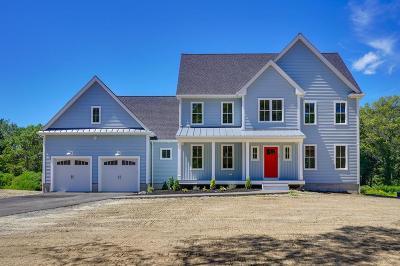 Millis Single Family Home For Sale: 137 Acorn St.; Lot 6