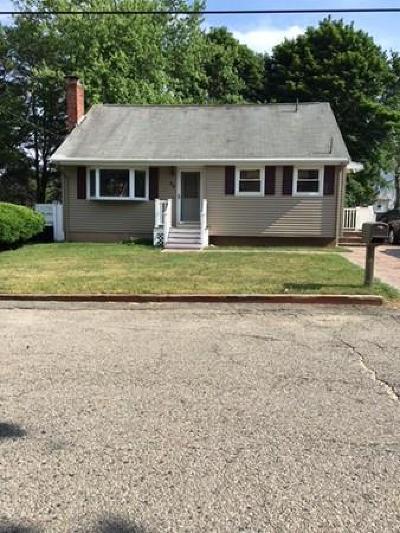 Brockton Single Family Home New: 25 Pratt St