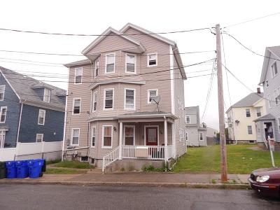 Fall River Multi Family Home For Sale: 14, 18, 2628 Downing Street