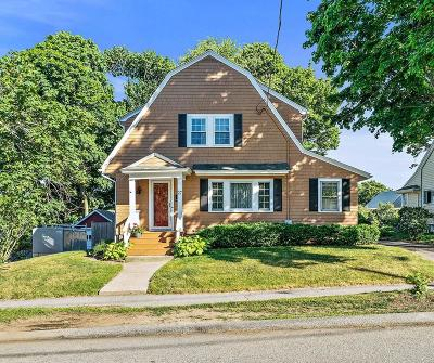 Braintree Single Family Home Under Agreement: 27 Ardmore St