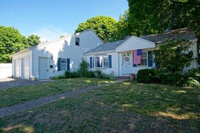 Peabody Single Family Home Under Agreement: 83 Ellsworth Rd