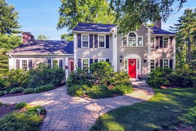 Acton Single Family Home Under Agreement: 8 Huckleberry Lane
