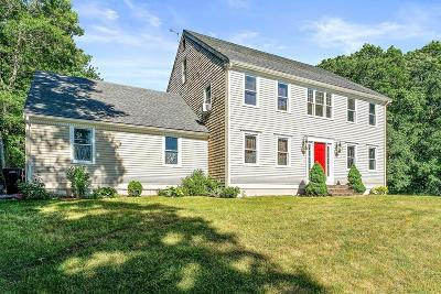 Bridgewater Single Family Home Contingent: 50 Meeting Square Dr