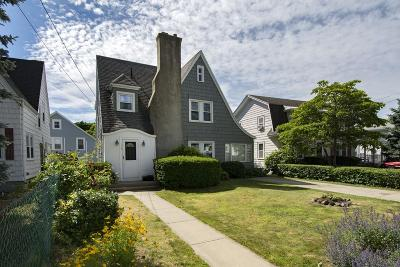 Quincy Single Family Home New: 115 Fenno Street