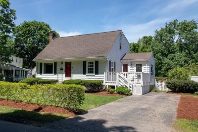 Framingham Single Family Home New: 36 Circle Dr