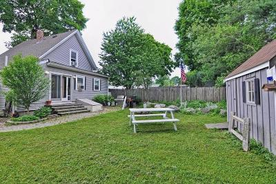 Natick Single Family Home For Sale: 121 North Main