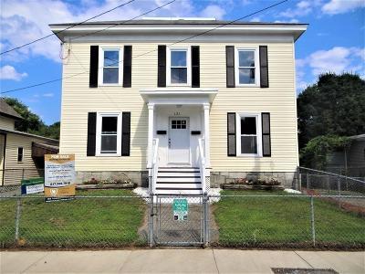 Lowell Multi Family Home Under Agreement: 121 Jewett