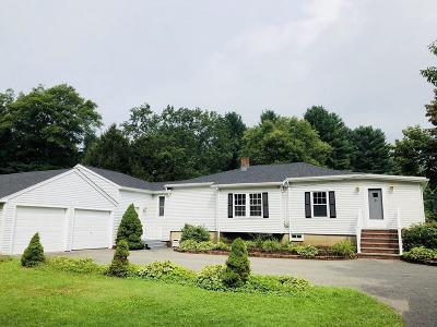 Mansfield Single Family Home For Sale: 7 Otis St