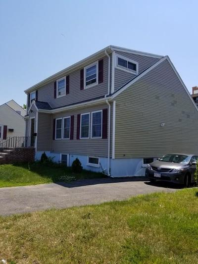 Revere Single Family Home For Sale: 35 Winthrop Parkway