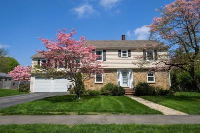 Milton Single Family Home New: 1008 Brook Road