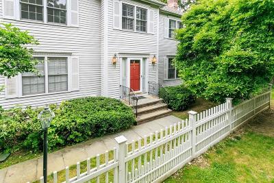 Wellesley Single Family Home Under Agreement: 43 Glen Rd