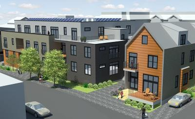 Somerville Condo/Townhouse New: 29 Woodbine Street #303