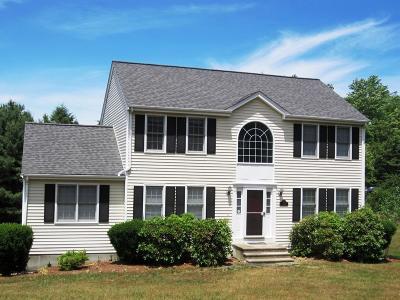 Franklin Single Family Home New: 1 Crystal Pond Ln