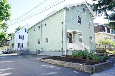 Malden Multi Family Home For Sale: 28 Orchard St