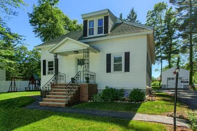 Billerica Single Family Home Under Agreement: 271 Concord Road