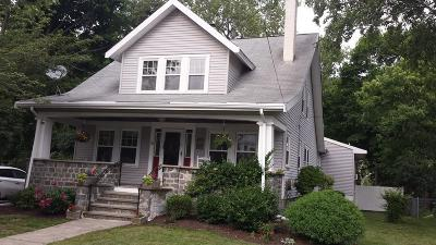 Weymouth Single Family Home New: 62 Front St