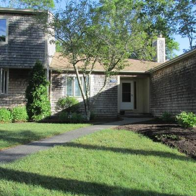 MA-Barnstable County Condo/Townhouse Contingent: 82 Forest Glade #82