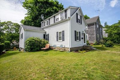 Plymouth MA Single Family Home New: $329,000